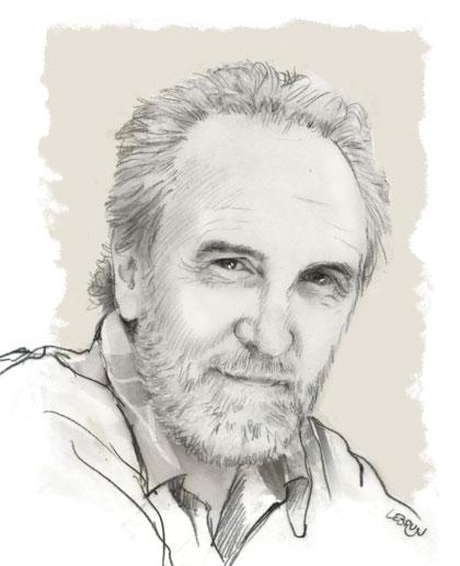 Portrait de Henri BROCH par Paul Lebrun