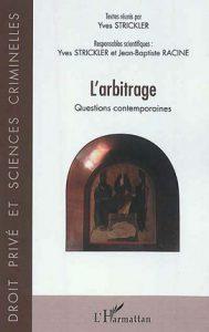 l-arbitrage-9782296962569